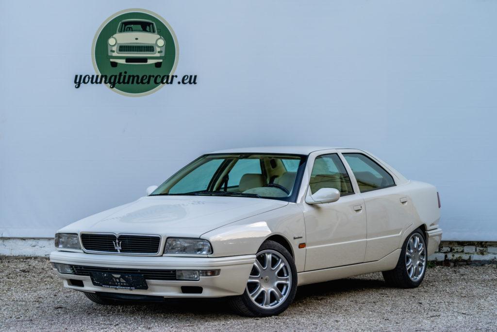 YoungtimerCar.eu   Maserati Quattroporte 2.8 ...